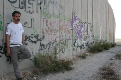 Angel en el Muro
