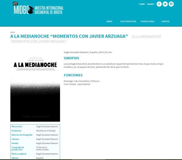 Web MIDBO 1